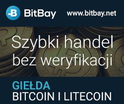 Giełda BitCoin i nie tylko